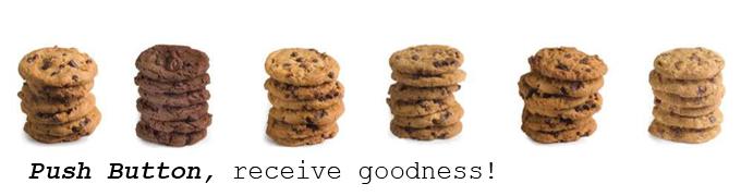 Mayowa Tomori's giving out free cookies!